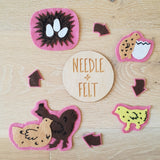 Chicken Life Cycle Felt Kit