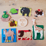 Dear Zoo Felt Board Story