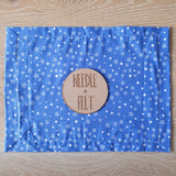 Night Stars a4 Roll Up Felt Play Mat