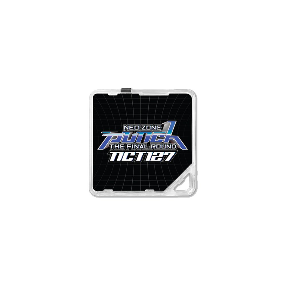 The 2nd Album Repackage 'NCT #127 Neo Zone: The Final Round' 1st Player (Kit Ver.)