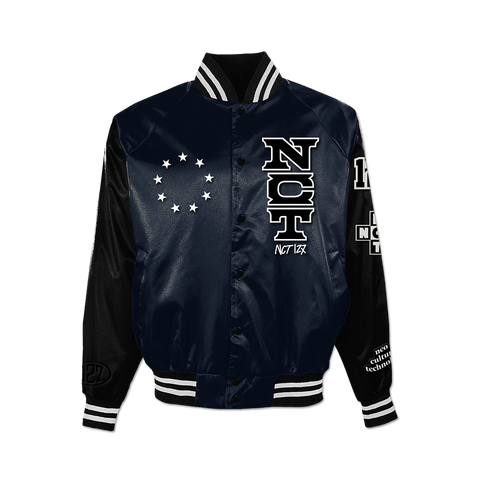 NCT 127 Jacket w/ patches