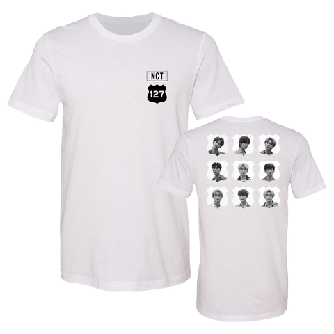 H2H NCT 127 Tee