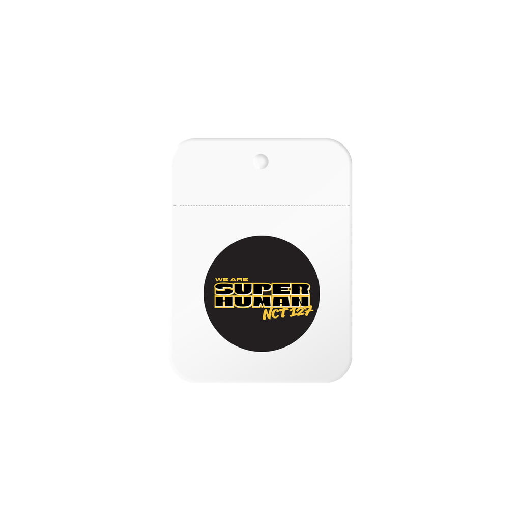 NCT 127 Superhuman Black Pop Socket
