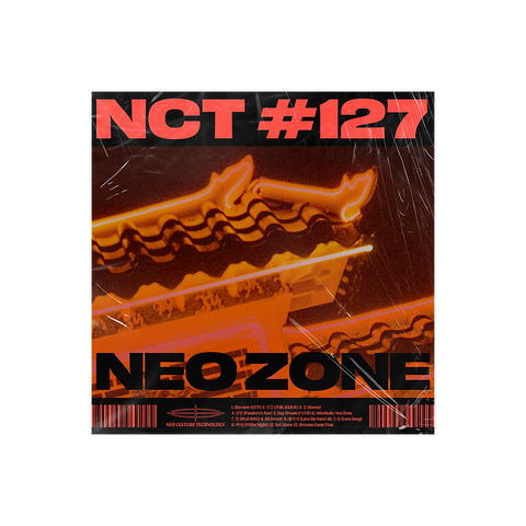 The Second Album 'NCT #127 Neo Zone' Digital Album