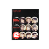 NCT 127 Pin Badge Set + Digital Album