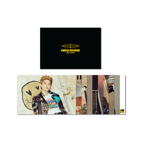 NCT 127 Postcard Set + Digital Album