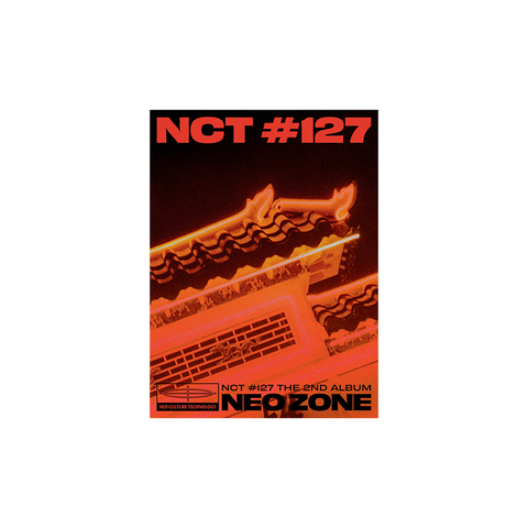 The Second Album 'NCT #127 Neo Zone' CD (T Ver.) + Digital Album