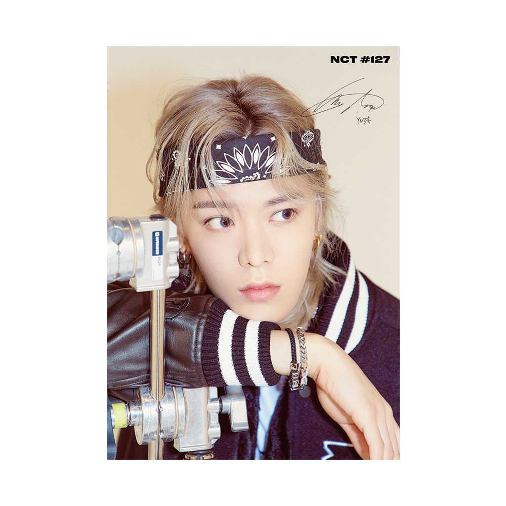 Yuta Signed Poster + Digital Album