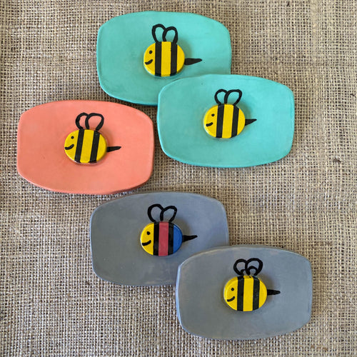 Busy Bee Soap Dish
