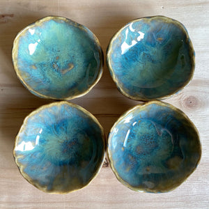Jade Trinket Bowl Quartet
