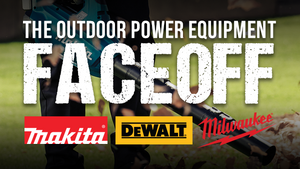 OUTDOOR POWER EQUIPMENT…WHAT SIDE WOULD YOU CHOOSE!?