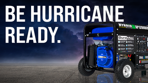 ARE YOU READY FOR THE HURRICANE SEASON?