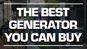THE BEST GENERATOR YOU CAN BUY!