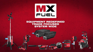 Milwaukee MX FUEL. Pushing the power tool industry to the next level!!!