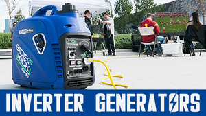 Why You Need An Inverter Generator!