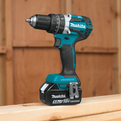 Makita Drill from Drill and Impact driver combo kit SKU: xt275pt