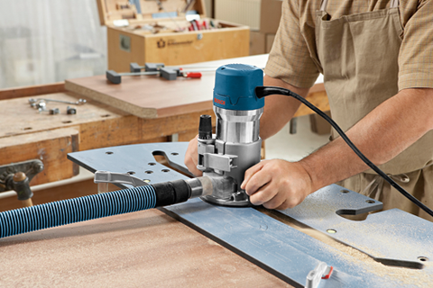 Bosch variable speed base router SKU: 1617EVS