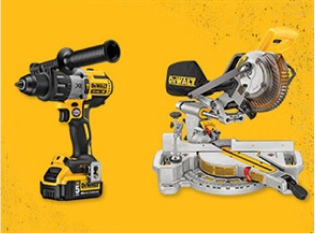 DeWALT Made For Your Trade