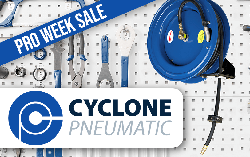 PRO Week Sale on Cyclone Pneumatic tools