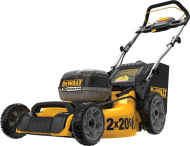 DeWALT DCMW220P2 Mower - Outdoor Power Equipment