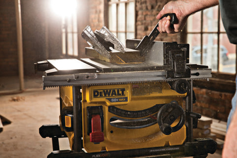 DeWALT 8 1/4 inch adjustable table saw SKU: DCS7485T1