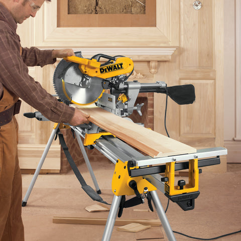 DeWALT double compound Miter Saw SKU: DWS779