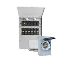Transfer Switches & Inlet Boxes