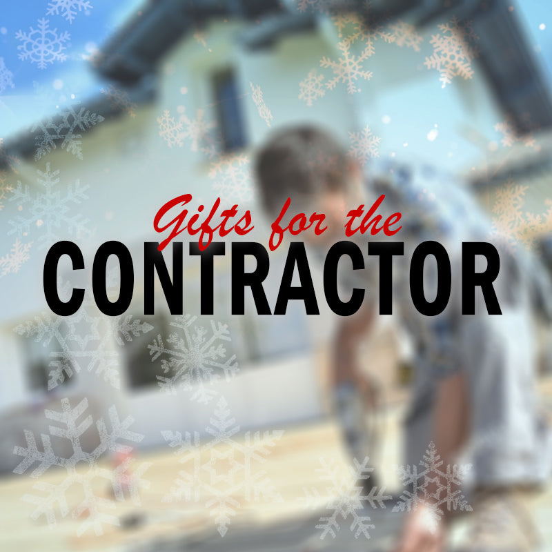 for the contractor