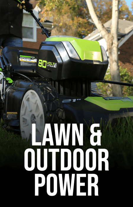 Lawn & Outdoor Power