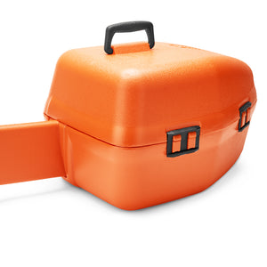 Husqvarna 100000101 Classic Orange Chainsaw Carrying Case