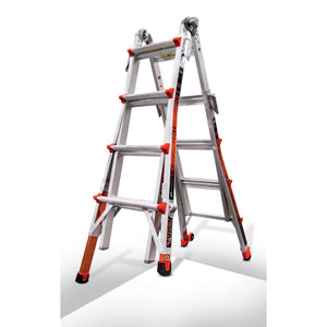 Little Giant 12017-801 Revolution 4 in 1 Ladder M17 Type IA 300 lb. Capacity
