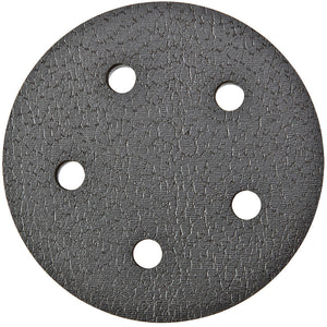 Porter-Cable 14700 5'' Adhesive Back Standard Pad with 5 Dust Holes