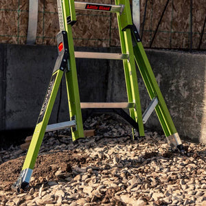 Little Giant 17524V 24-Foot HyperLite Type IAA Fiberglass Extension Ladder
