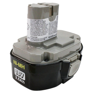 Makita 193159-1 18 Volt 2.6 Amp Pod Style Battery