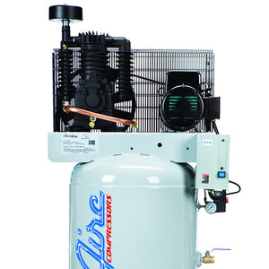 BelAire 218V 208 - 230-Volt 5-HP 80-Gallon Vertical Electric Air Compressor