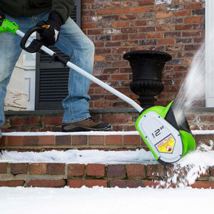 GreenWorks GLSS40000 40-Volt GMAX 12-Inch Snow Shovel - Bare Tool - 2601402
