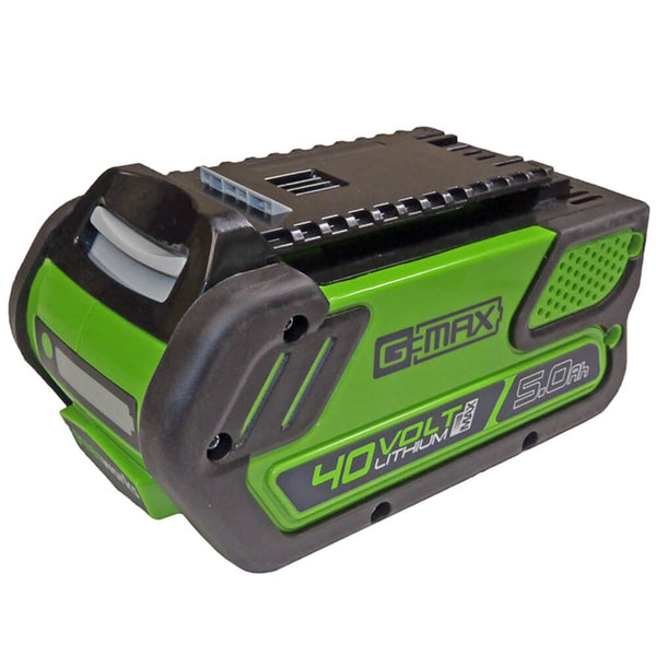 GreenWorks LB40A010 40-Volt 5Ah GMAX Lithium-Ion Battery for Mowers -  2909202