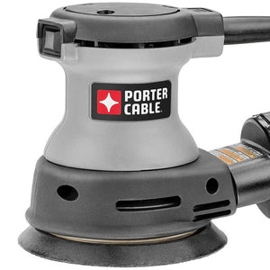 Porter-Cable 382 5-Inch Random Orbit Sander w/ 1.9 Amp that Provides 12,000 OPM