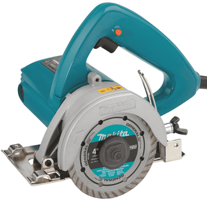 "Makita 4100NH 4-3/8"" Masonry Circular Saw - 4100NHX1"