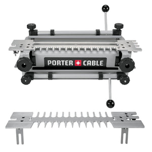 Porter-Cable 4212 12-Inch Deluxe Dovetail Jig with Steel Base Solid and Durable