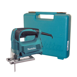 Makita 4329K Powerful 3.9 Amp Motor Variable-Speed Top-Handle Jig Saw