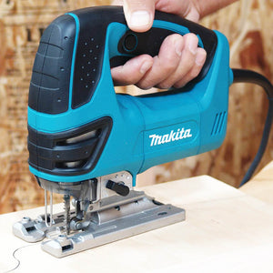 Makita 4350FCT 120V Anti-Vibration Top Handle Jigsaw with LED Light