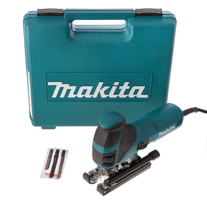 Makita 4351FCT 120V Anti-Vibration Barrel Grip Jigsaw with LED Light