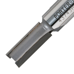 Porter-Cable 43743PC 13/32-Inch 1/2-Inch Shank Carbide-Tipped Dovetail Router Bit