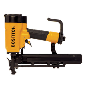 Bostitch 651S5 Heavy Duty 16-Gauge 7/16 Inch Crown 2 Inch Siding Stapler