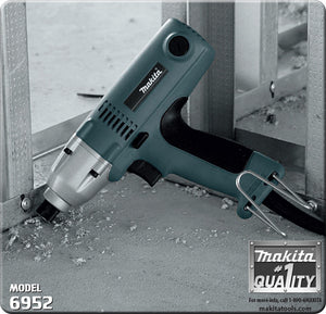 Makita 6952 Impact Driver (Variable Speed, Reversible)