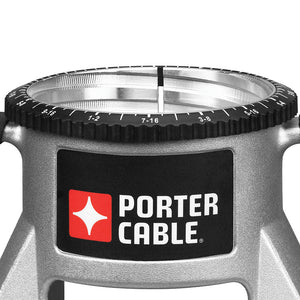 Porter-Cable 75361 Fixed Base Replacement for Router Models 7518 and 7519