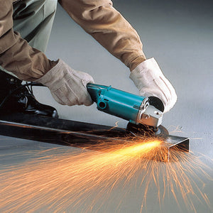 Makita 9005B 5 In 120V Powerful 9 Amp Motor Trigger Switch AC/DC Angle Grinder