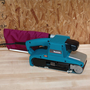 Makita 9404 4'' x 24'' Corded Belt Sander Variable Speed