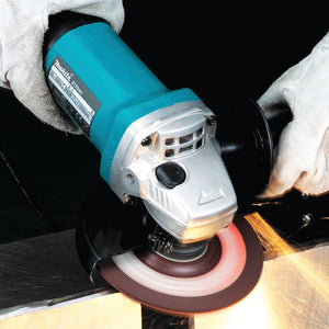Makita 9557PB 120V 4-1/2 In Paddle Switch AC/DC Angle Grinder